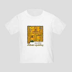 NM-Alber-quirky! Toddler T-Shirt