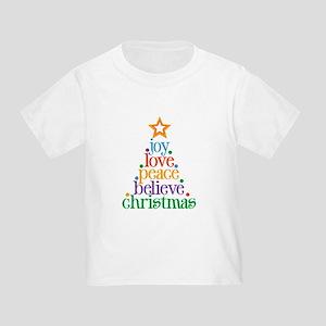 49dfc8b4bccf8 Christmas Tree Toddler T-Shirts - CafePress