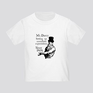 Mr. Darcy close up T-Shirt