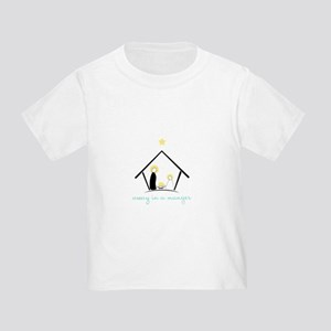 Away In A Manger T-Shirt