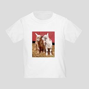 ba688434b792 Pygmy Goats Toddler T-Shirts - CafePress