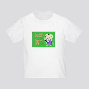 571a5a803 Funny Jesus Toddler T-Shirts - CafePress