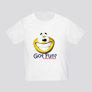 Got Fun? Activity Department Toddler T-Shir