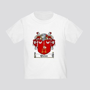 Quinn Coat of Arms Toddler T-Shirt