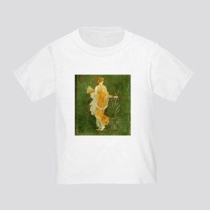Flora Picking Flowers T-Shirt