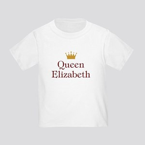 Queen Elizabeth Toddler T-Shirt