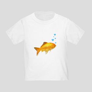 c7f7c32a Goldfish Toddler T-Shirts - CafePress
