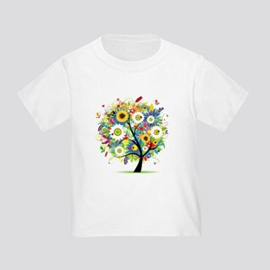summer tree Toddler T-Shirt