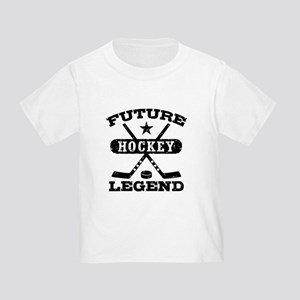 Future Hockey Legend Toddler T-Shirt