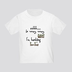 Be Vewy Quiet, I'm Hunting Ta-Ta's Baby T-Shirt