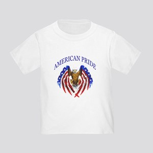 American Pride Eagle Toddler T-Shirt
