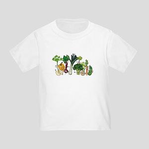 568b2b5c8 Vegetables Toddler T-Shirts - CafePress