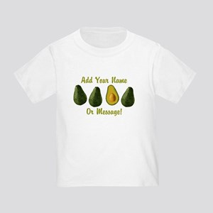 PERSONALIZED Avocados Graphic T-Shirt