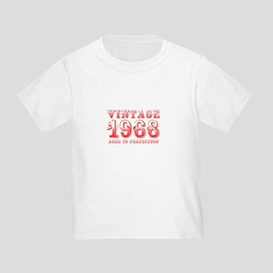 d5d65ca8f VINTAGE 1968 aged to perfection-red 400 T-Shirt