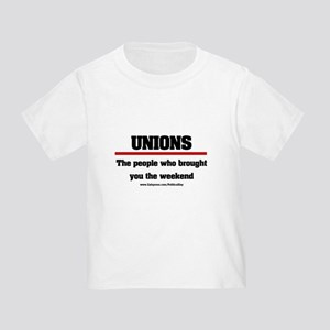 d3c93f103ad7d9 Pro Union Toddler T-Shirts - CafePress