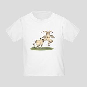 af65e36405fc Old Goat Toddler T-Shirts - CafePress