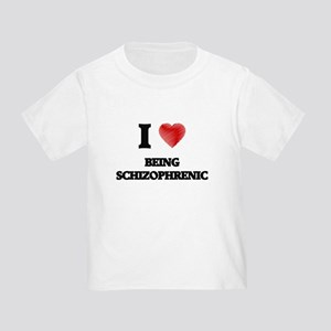 being schizophrenic T-Shirt