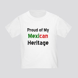 mexican heritage Toddler T-Shirt