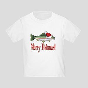 bacf17f4 Funny Fish Toddler T-Shirts - CafePress