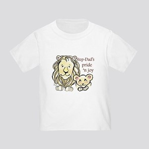 Step-Dads Pride n Joy T-Shirt