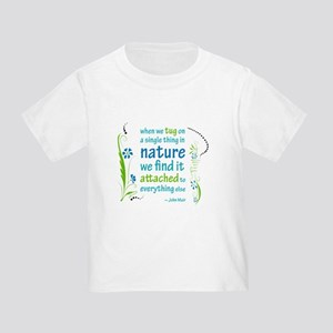 Nature Atttachment Toddler T-Shirt