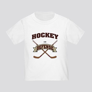 Hockey Defense Toddler T-Shirt