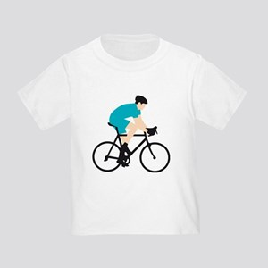 evolution bicycle racer Toddler T-Shirt