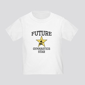 66867e85c38f Future Gymnast Toddler T-Shirts - CafePress
