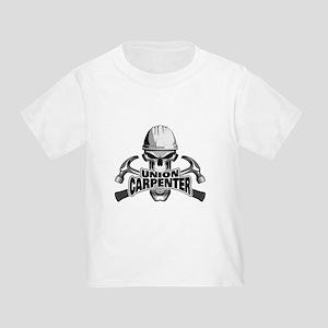 f53f5512b Carpenter Toddler T-Shirts - CafePress
