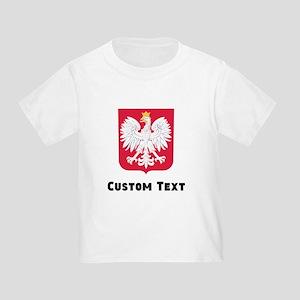 dc496c7a Poland Toddler T-Shirts - CafePress
