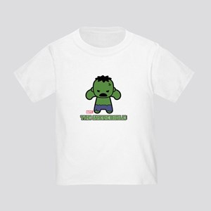 Hulk Baby Personalized Toddler T-Shirt