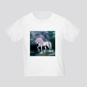 Wonderful unicorn on the beach T-Shirt