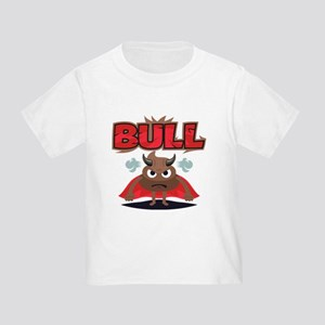 Emoji Bull Shit Toddler T-Shirt