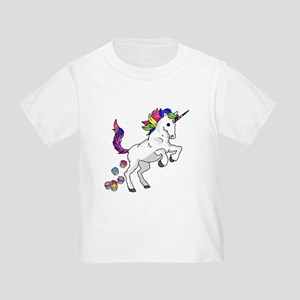Unicorn Cupcakes Toddler T-Shirt