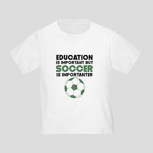 de5d7998 Education Is Important But Soccer Is Importanter T
