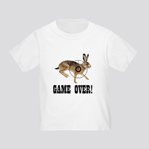 game over! Toddler T-Shirt