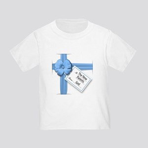 A Gift from God Blue Toddler T-Shirt