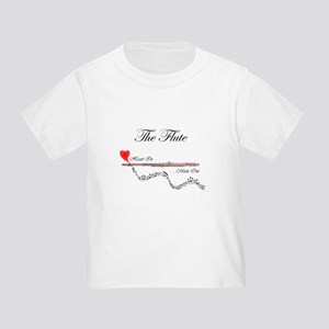 'The Flute' Toddler T-Shirt
