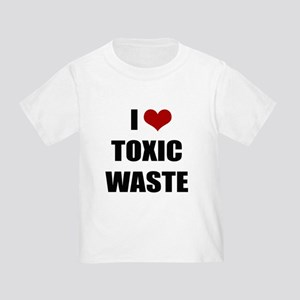 Real Genius - I Love Toxic Waste Toddler T-