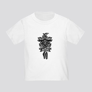 Cuckoo Clock Toddler T-Shirt