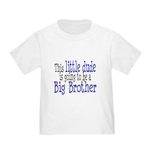 77cb2061 Big Dude Little Dude Toddler T-Shirts - CafePress
