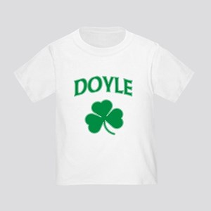 e8c079c91 Doyle Shamrock Toddler T-Shirts - CafePress
