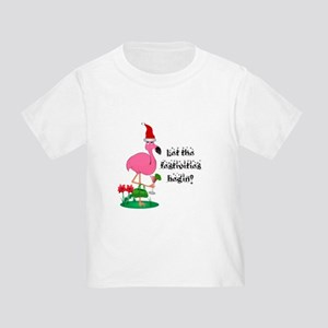 cef0a120 Flamingo Funny Sayings Toddler T-Shirts - CafePress