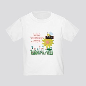 You Are My Sunshine Grandaughter T-Shirt