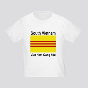 c3e2dc666e0 Vietnam Flag Toddler T-Shirts - CafePress