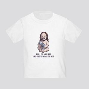 Baby Jesus -Myrrh Toddler T-Shirt