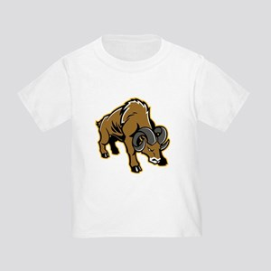 Charging Ram Toddler T-Shirt