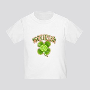 17629ffd0 Funny Mexican Shamrock Toddler T-Shirts - CafePress