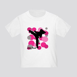 Martial Arts Toddler T-Shirt
