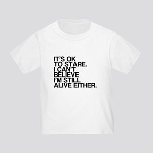 5de0ed7b Funny 65th Birthday Toddler T-Shirts - CafePress